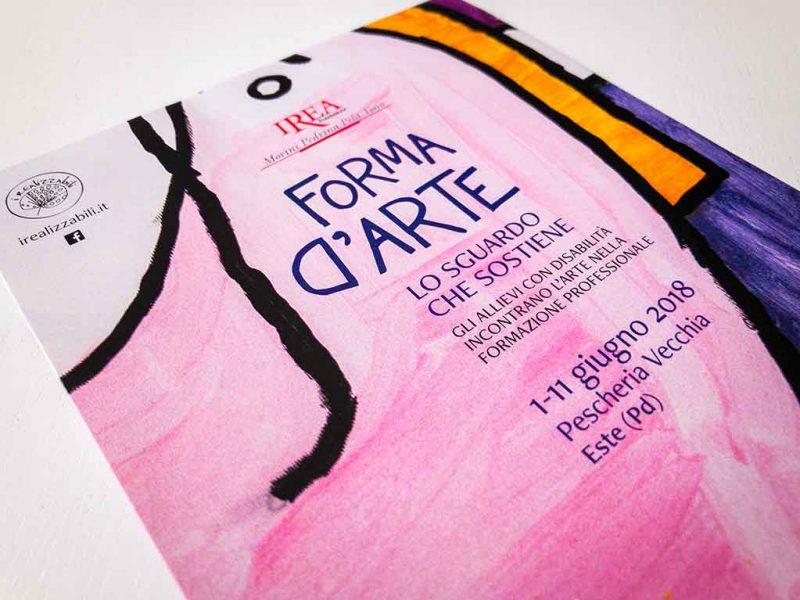 Forma d'Arte 2018 - Fondazione IREA