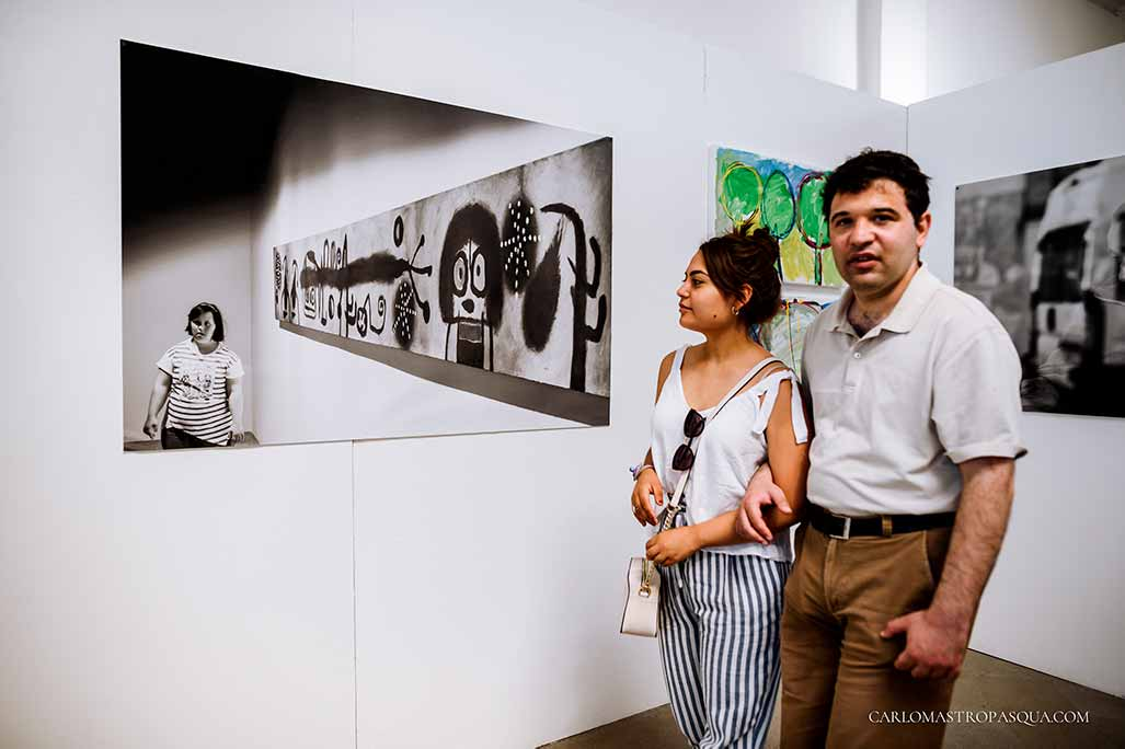 Forma D'Arte II edizione, inaugurazione - Fondazione IREA
