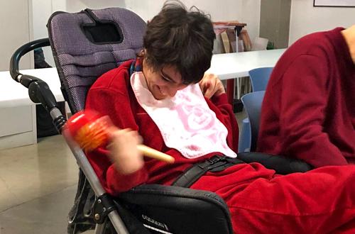 disabilità laboratorio musicale