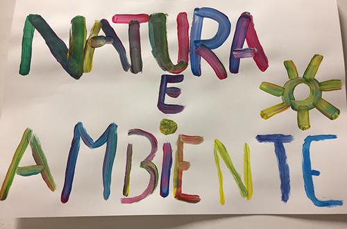 4h progetto - laboratorio Natura e Ambiente