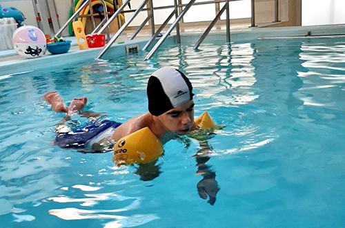 scuola di formazione corsi di nuoto per ragazzi disabili
