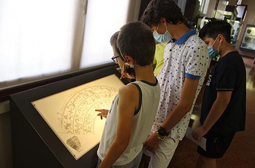 progetto 4h laboratorio crescere al museo