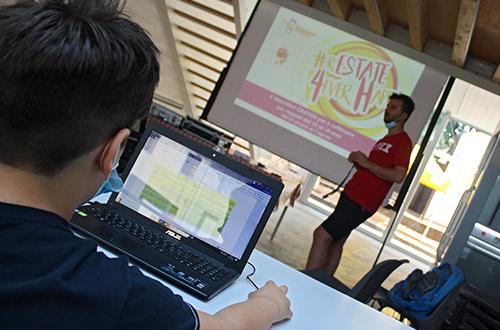 progetto 4h laboratorio sos-digitale