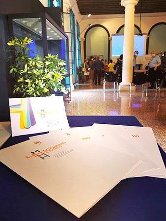 conferenza stampa economia civile