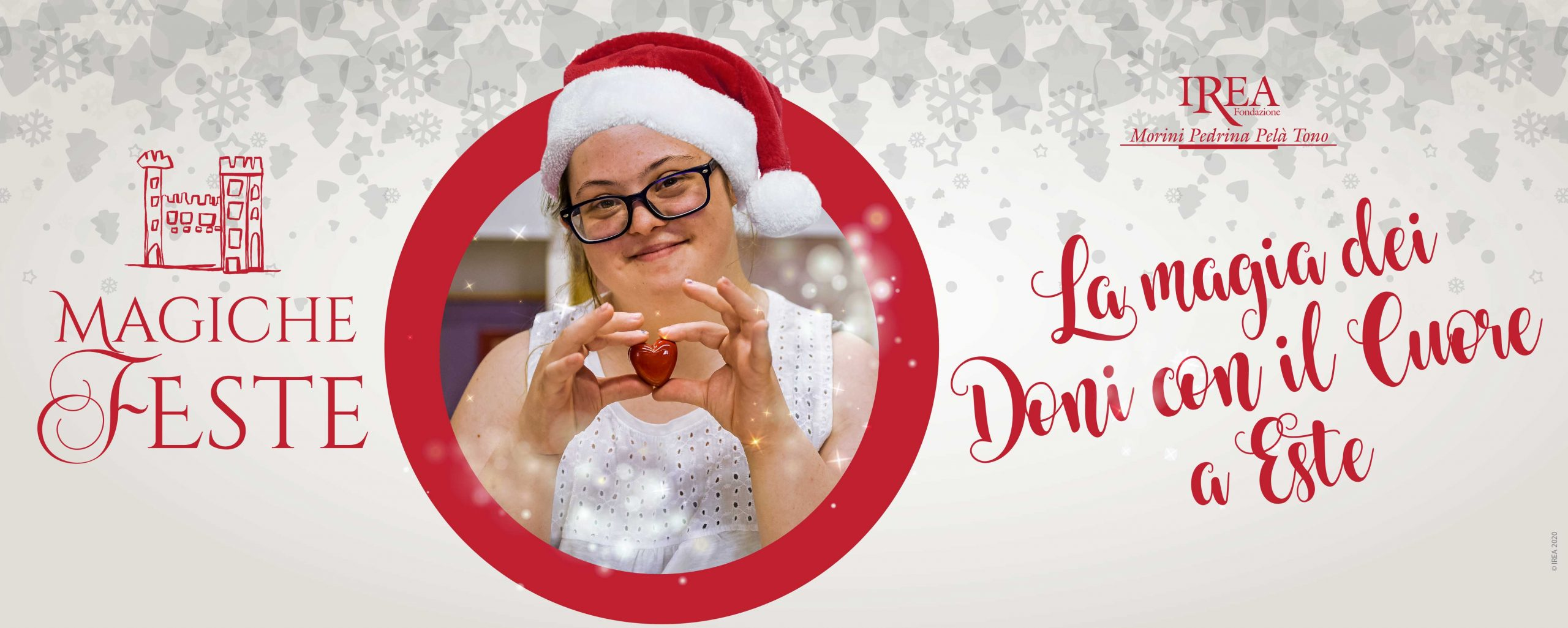 Natale 2020 - i doni con il cuore