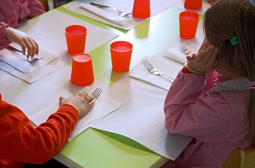 scuola infanzia s.m. grazie giochi pranzo