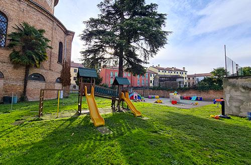scuola infanzia s.m. grazie giardino